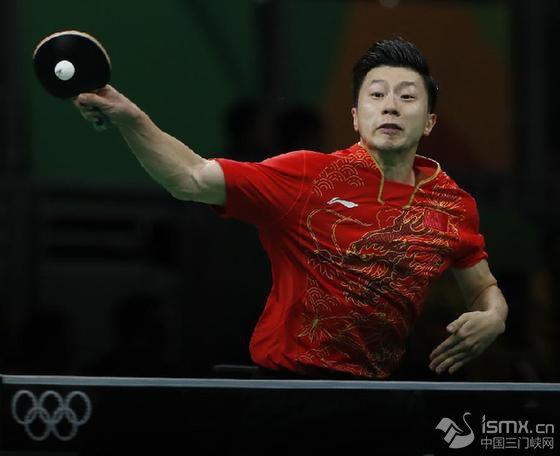 快讯:中国队获得乒乓球男子团体金牌