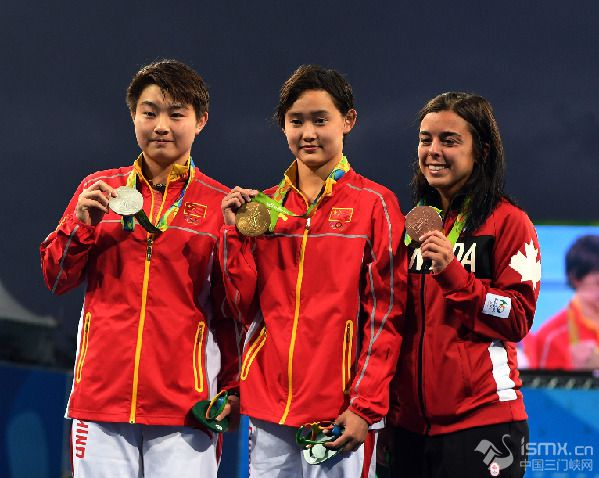 小将任茜女子10米台夺冠 司雅杰获得银牌