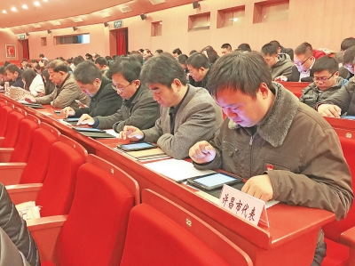 """河南11个省直部门接受""""大考"""""""
