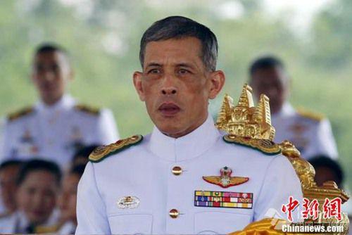 泰国新王哇集拉隆功继位 王室宫务处将公布登基日