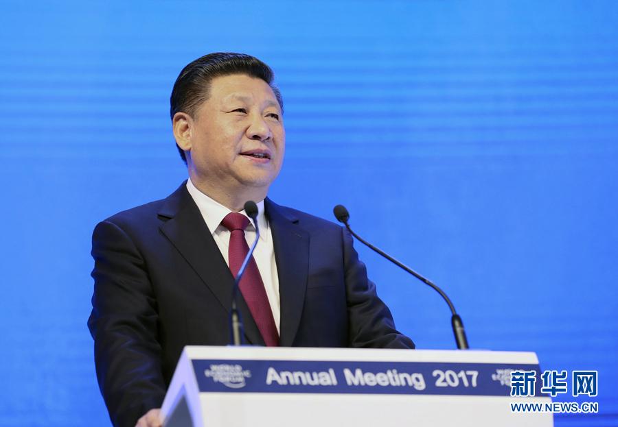 习近平达沃斯演讲 瑞媒:中国成经济全球化最重要捍卫者