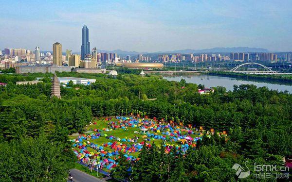快讯:2017中国(三门峡)万人帐篷节,全国驴友共度不眠之夜……