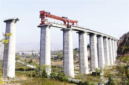 蒙华铁路建设再提速