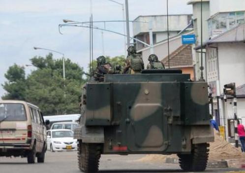 非盟呼吁津巴布韦各方和平解决政治危机