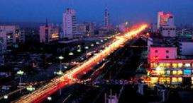 渑池县领导调研城市建设精细化管理工作