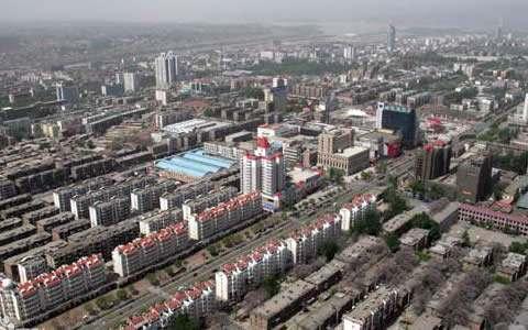 渑池县领导调研该县重点工业项目建设情况