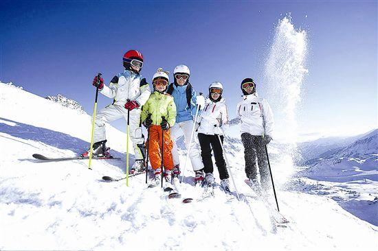 """""""温泉+滑雪""""大礼包从天而降"""