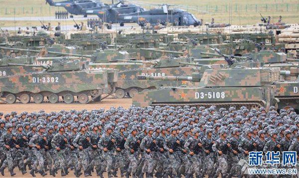 习近平强军思想指引人民军队全面重塑