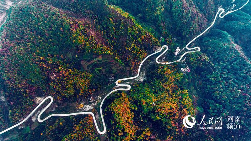 十八大以来河南公路通车总里程达26.7万公里