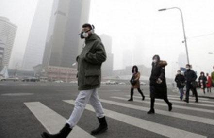 本周河南告别冷空气 全省大部有轻到中度霾