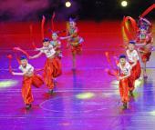 以舞抒情传承红色经典