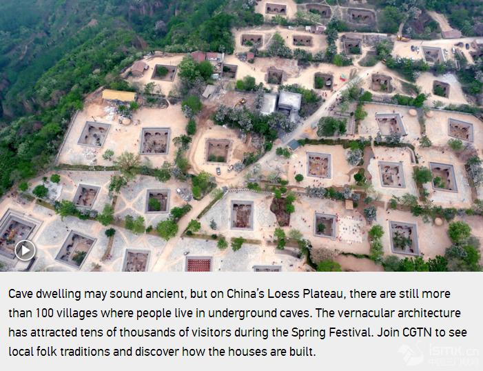 Live: An underground village celebrates the New Year