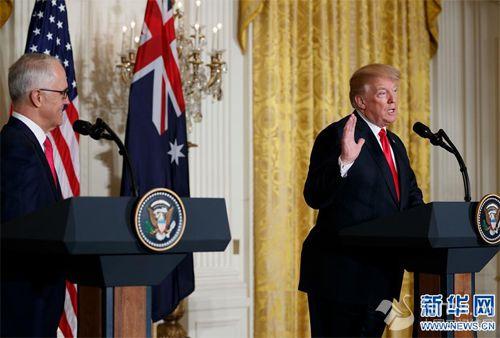 美澳领导人相互示好试图平息对两国关系质疑