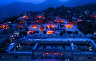 """这个春节,陕州地坑院大赚""""眼球"""""""