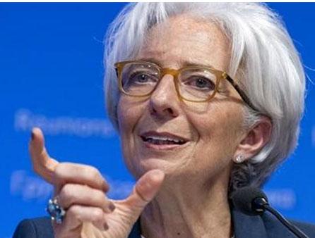国际货币基金组织总裁:贸易战无赢家