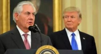 特朗普提名中情局局长蓬佩奥接任国务卿一职