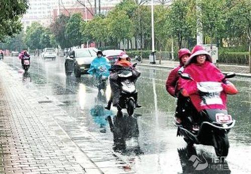 河南春雨过后气温跌至3℃周三起回升周末达到25℃