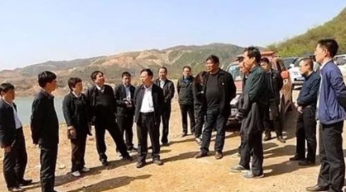 迅速落实刘南昌书记批示精神 三门峡市涧河水污染防治多点布控强力治污