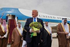 特朗普宣布与沙特敲定125亿美元军售订单