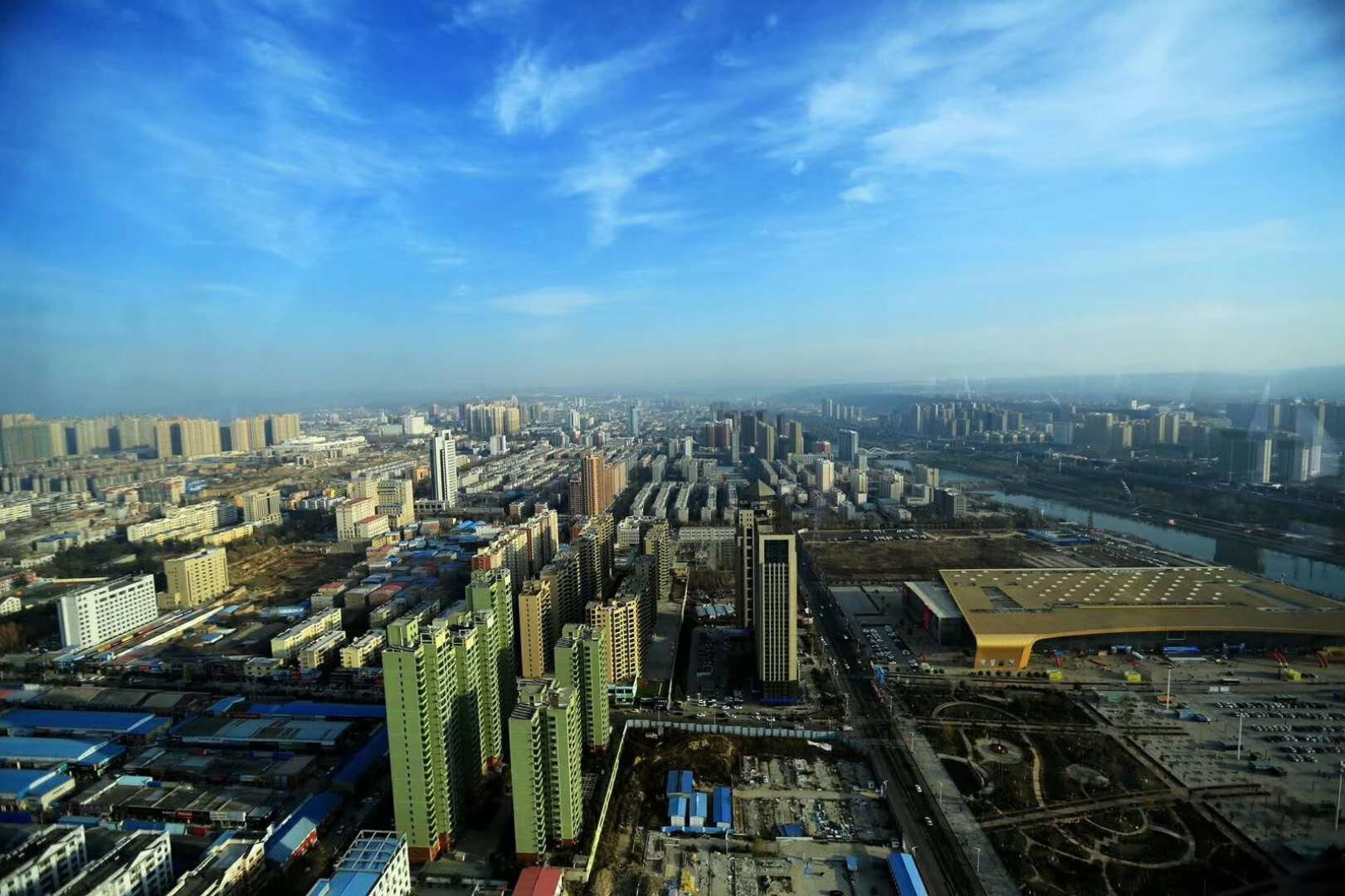 """市领导调研湖滨区重点项目建设"""""""