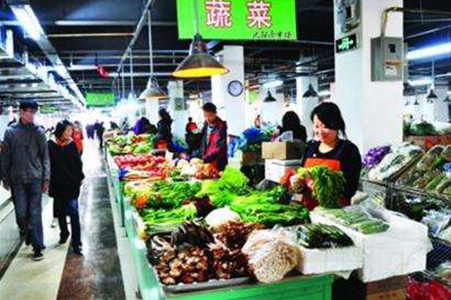 2月郑州猪肉和鸡蛋价格都降了菜价却又涨了!