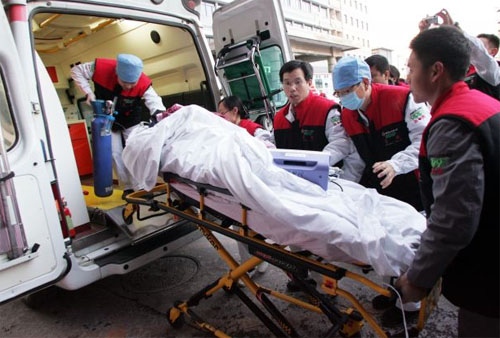 河南设置200万元专项救助基金