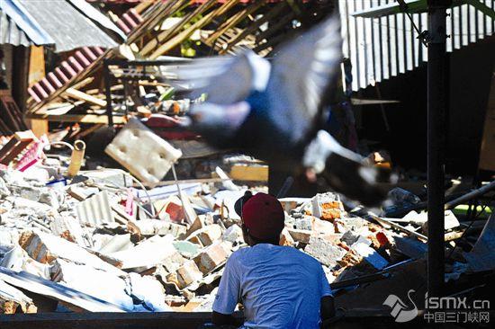 印尼龙目岛地震死亡人数上升至105人