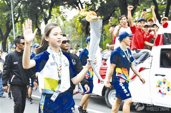 雅加达亚运会18日开幕 赵帅担任中国代表团旗手