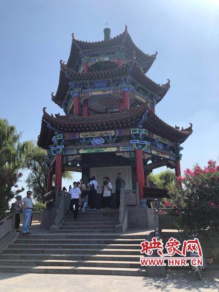 """【壮美黄河行】孟州黄河文化苑:为人们打开了一扇""""黄河文化之窗"""""""