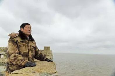 王继才:守岛卫国,三十二年向海生