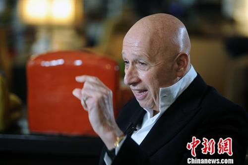 """""""蘭桂(gui)坊之(zhi)父""""盛智(zhi)文談改(gai)革開放︰我了解和信任中國的體制(zhi)"""