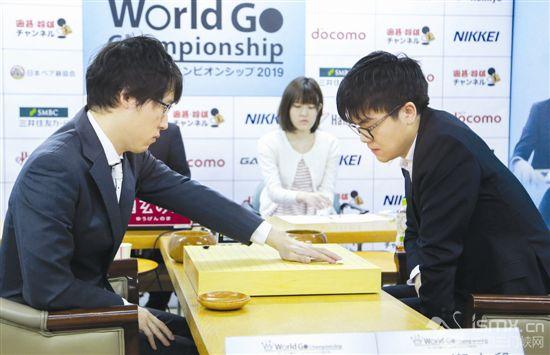 第三届世界围棋最强棋士战 柯洁战胜井山裕太