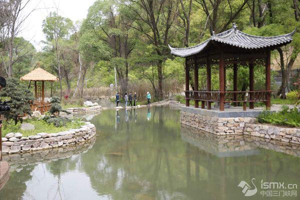 """三门峡甘山公园五一假期免费开?#29275;?#36825;里的?#21543;?#26519;浴""""等您来!"""