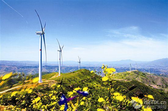 山村有了新能源