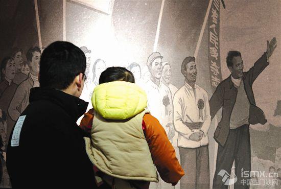 """""""人民呼唤焦裕禄""""展览 在河南博物院开幕"""
