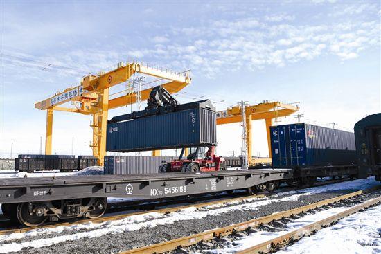 新疆核桃乘中欧班列出口国际市场