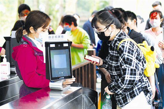 """杭州55家A级景区景点""""五一""""前免费开放"""