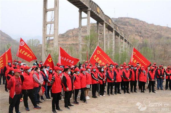 """灵宝市窄口水务管理局举行系列活动纪念2020年""""世界水日"""""""