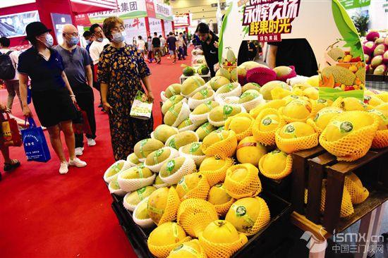 首届郑州食品博览会举行