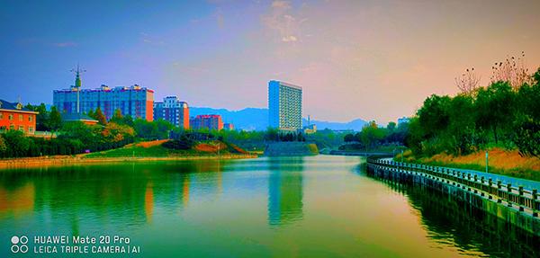 """甘棠公园的秋"""""""