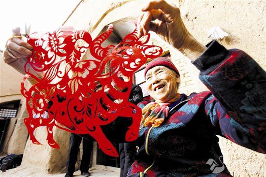 【网络中国节·春节】传统民俗过大年