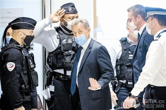法国前总统萨科齐 被判3年有期徒刑