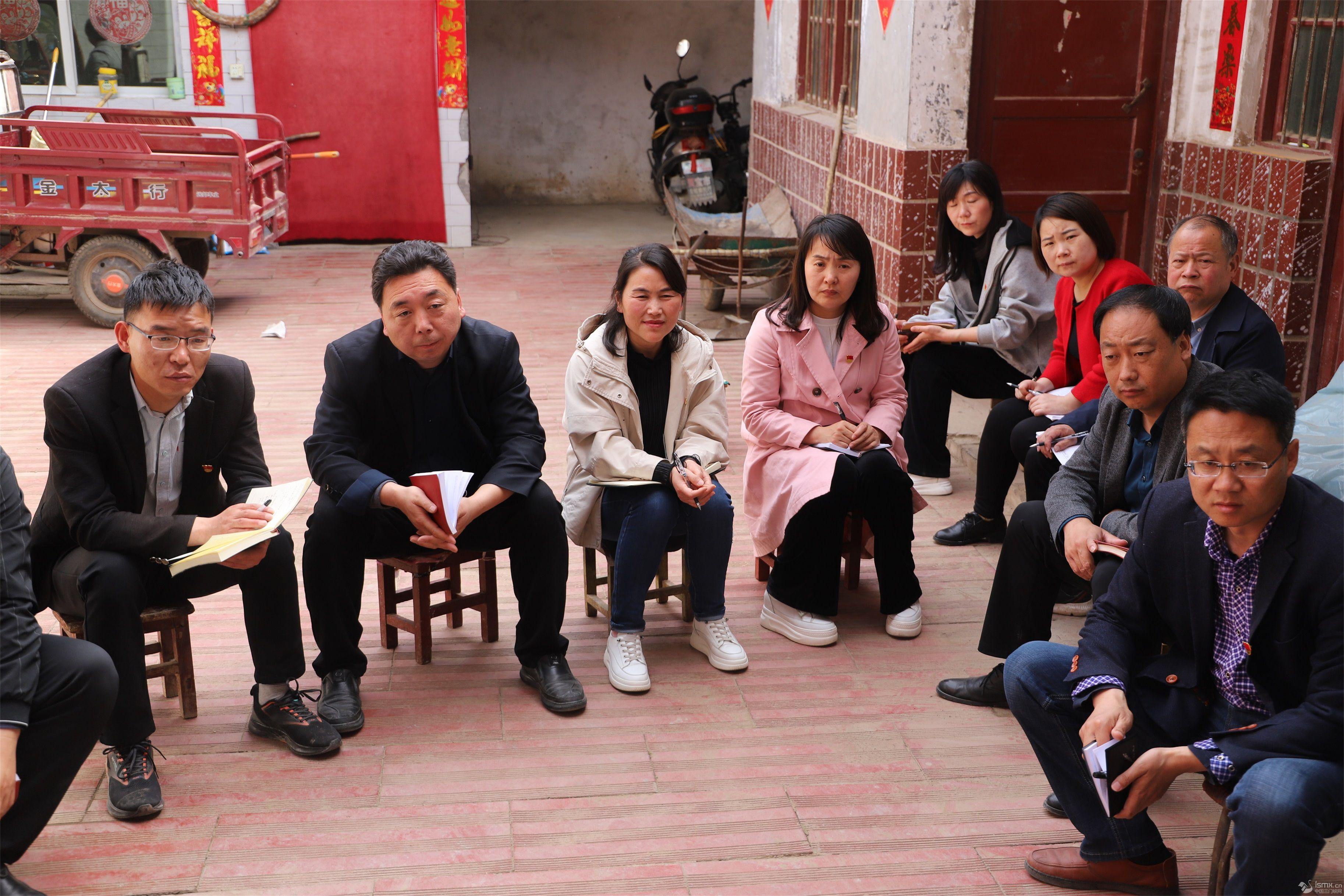 灵宝市尹庄镇:家门口的党史课堂永不磨灭的红色记忆