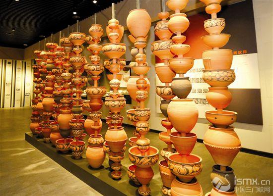 百年考古诞生地 仰韶文化放光彩