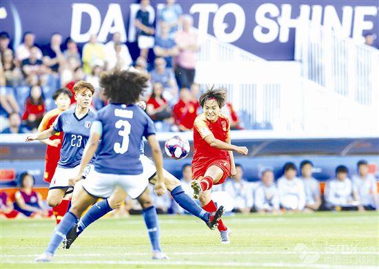 足球——中国队无缘八强
