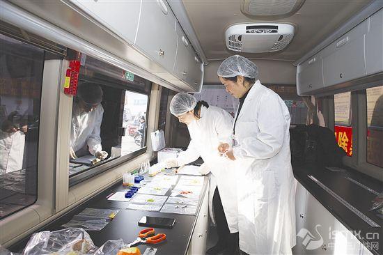 确保春节期间市民食用安全放心可靠的农产品