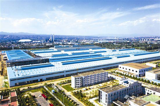宝武铝业项目建设