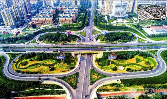 绘出城市新画卷